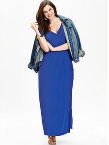 Cross Front Maxi (Plus)