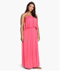 H&M+ Maxi Dress (Plus)