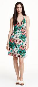 Jersey Dress Floral